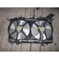 Диффузор вентиляторов в сборе Nissan Sunny FB14