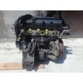 Двигатель HWDA 1.6 Ford Focus 2 Fusion Fiesta