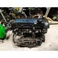 Двигатель QQDB 1.8L Ford Focus 2 125лс